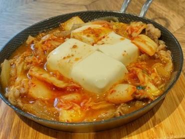 10和風豆腐チゲ