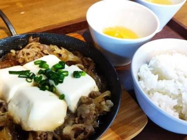 9すき焼き豆腐